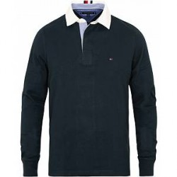 Tommy Hilfiger Iconic Rugby Sky Captain
