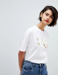 Tommy Hilfiger Iconic T-shirt - White