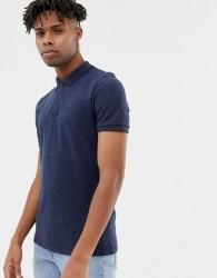 Tommy Hilfiger slim fit basic polo shirt - Black