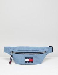 Tommy Jeans 90s Capsule 5.0 Denim Bumbag - Blue