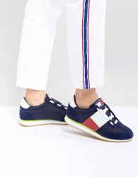 Tommy Jeans 90s Capsule 5.0 Neptune Trainers - Blue