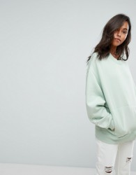 Tommy Jeans Sweatshirt With Arm Logo - Green