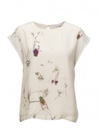 Top W. Autumn Fly Print