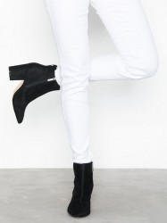Topshop Brooklyn Block Boots Heel