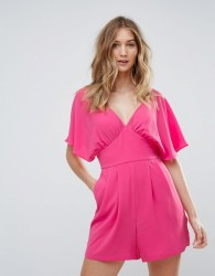 Traffic People Tailored Playsuit - Pink