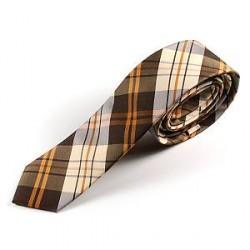 Trendhim Brown Striped Slips