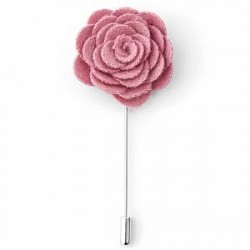 Trendhim Pink Rose Reversnål