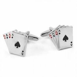 Trendhim Poker Manchetknapper