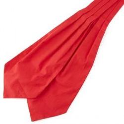 Trendhim Rød Kravat i Bomuld