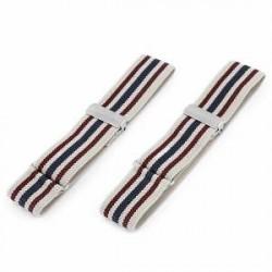 Trendhim Røde, Blå & Cremefarvede Ærmeholdere
