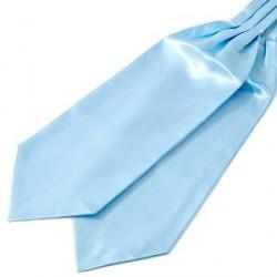 Trendhim Skinnende Babyblå Kravat