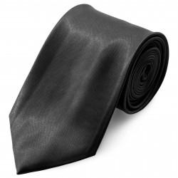 Trendhim Skinnende Sort 8cm Slips