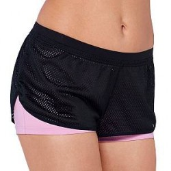 Triumph Triaction The Fit-ster Short 01 - Black/Pink - Small