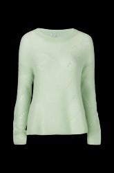 Trøje Jade Knit O-neck