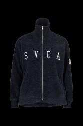 Trøje Kathryn Pile Zip Sweater
