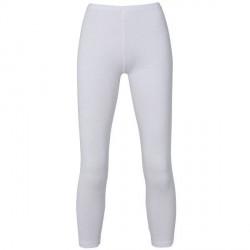 Trofé Trofe Long Leggings - White * Kampagne *