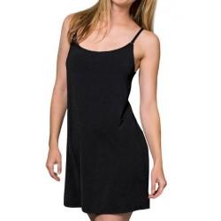 Trofé Trofe Slip Dress - Black * Kampagne *