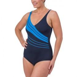 Trofé Trofe Swimsuit Chlorine Resistant - Navy/Blue * Kampagne *