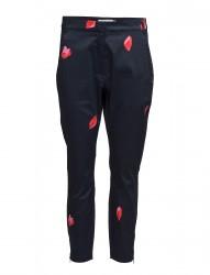 Trousers W. Blot Print