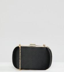 True Decadence black box clutch bag - Black