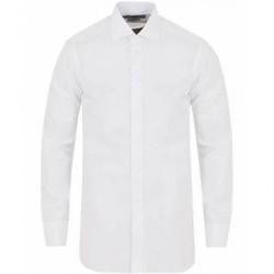 Turnbull & Asser Slim Fit Poplin Shirt White
