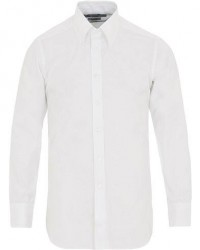 Turnbull & Asser Slim Fit Royal Oxford Button Down Shirt White