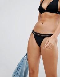 Twiin Tyllerr Bikini Bottom - Black