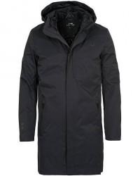 UBR Black Storm Coat II Black Storm men L Sort