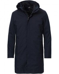UBR Black Storm Coat II Navy men XXL Blå