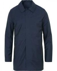 UBR Regulator Coat II Savile Navy Wool men XXL Blå