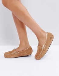 UGG Ansley Chestnut Slippers - Tan