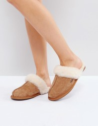 UGG Scuffette II Chestnut Slippers - Tan
