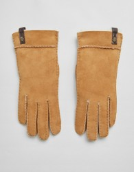 UGG Tenny Chestnut Gloves - Tan