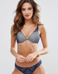 Ultimo Kimberley The One Plunge Bra A-E Cup - Blue
