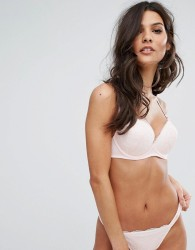 Ultimo Paulina Plunge Bra A-D Cup - Pink