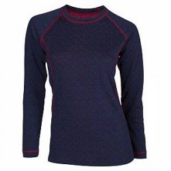 Ulvang 50Fifty Round Neck - Dame