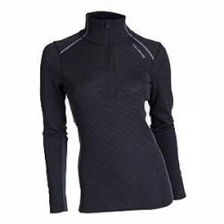 Ulvang Rav 100% LS Turtleneck T-shirt m/zip - Dame