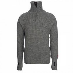 Ulvang Rav Sweater m/lynlås - Herre
