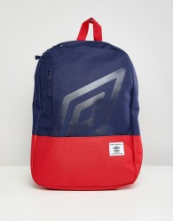 Umbro Aspen Backpack - Navy