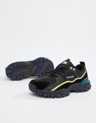 Umbro Bumpy Trainers in Black - Black