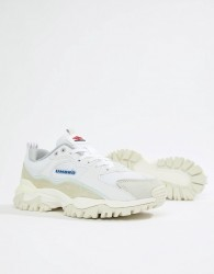 Umbro Bumpy Trainers in White - White