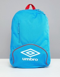 Umbro Corwin Logo Backpack - Blue