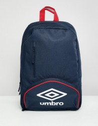 Umbro Corwin Logo Backpack - Navy
