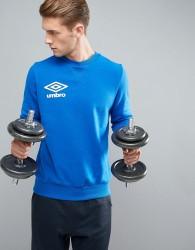 Umbro Crew Neck Sweatshirt - Blue