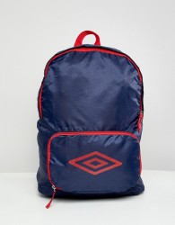 Umbro Packaway Festival Backpack - Blue