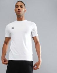 Umbro Small Logo T-Shirt - White