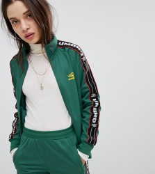 Umbro Tracksuit Jacket With Taping Co-Ord - Green