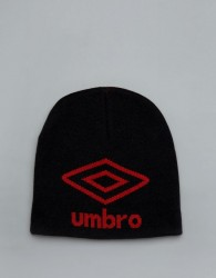 Umbro Training Hat - Black
