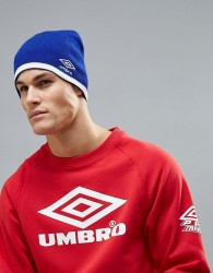 Umbro Training Hat - Blue