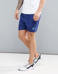 Umbro Woven Shorts - Navy